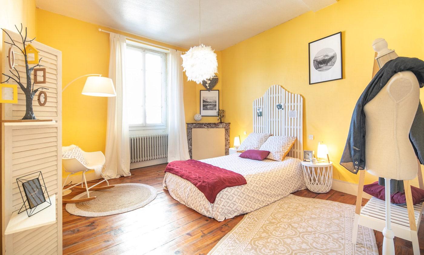 Maison vendue Grenoble Home Staging
