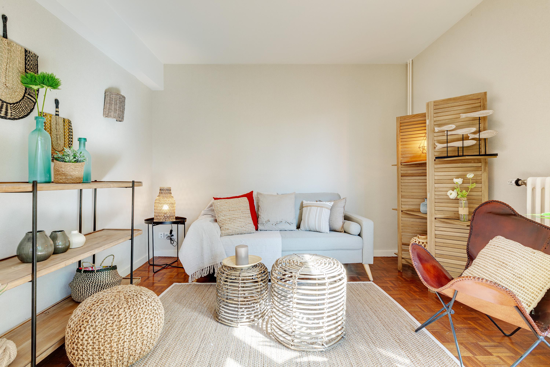 Prestation de Home Staging sur Lille dans un appartement T2 vendu en 15 jours